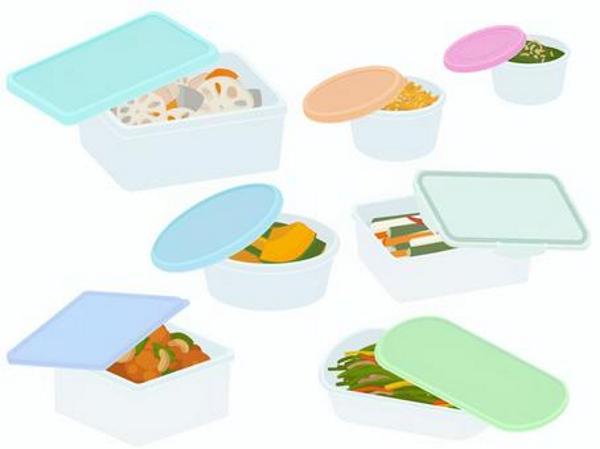 食材の保存