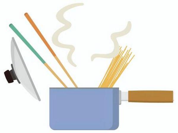 美味しく麺を茹でる方法